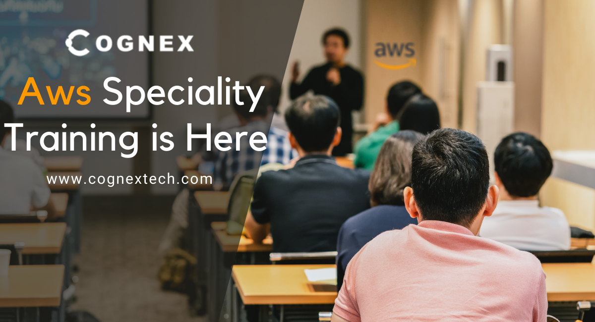 Aws Speciality Training Is Here To Boost Your Cloud Security Expertise