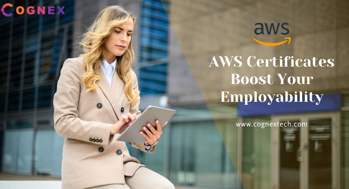 How AWS Certificates Boost Your Employability?